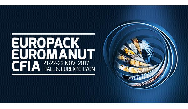 Europack Euromanut CFIA 2017