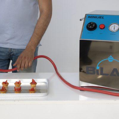 5. Macchina gelatina - Minijel